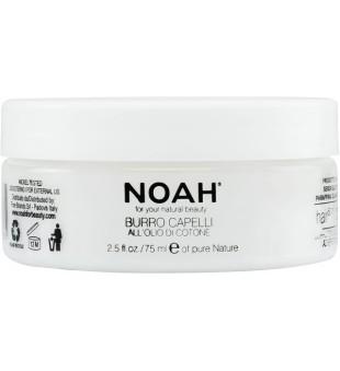Noah 5.11. Hair Butter Plaukų sviestas, suteikiantis glotnumo ir apsaugantis nuo vėlimosi 75 ml  | inbeauty.lt