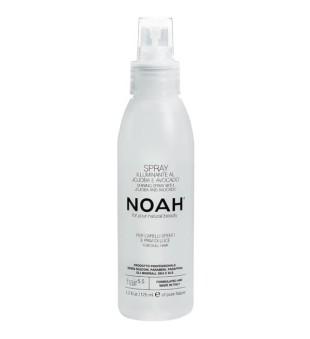 Noah 5.5. Shining Spray With Jojoba And Avocado Blizgesio suteikiantis purškiklis plaukams, 125 ml | inbeauty.lt
