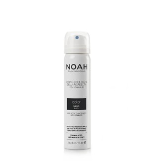 Noah Hair Root Concealer Black Plaukų šaknų maskuoklis (juodas), 75ml | inbeauty.lt