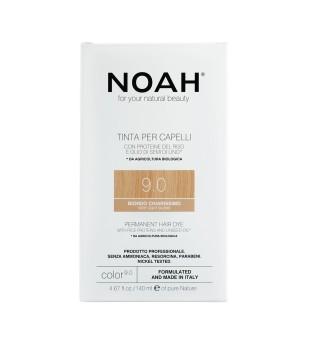 Noah Permanent Hair Dye 9.0 Very Light Blond Ilgalaikiai plaukų dažai, 140 ml | inbeauty.lt
