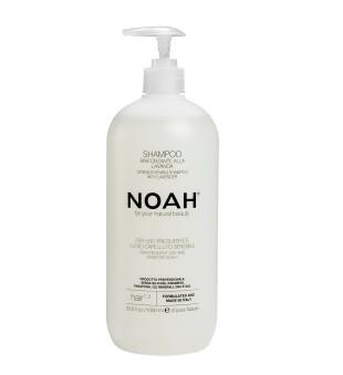 Noah 1.3. Strengthening Shampoo With Lavender Šampūnas kasdieniam naudojimui, jautriai galvos odai, 1000 ml | inbeauty.lt