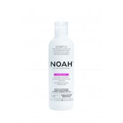 1.6. Color Protection Shampoo With Fitokeratine From Rice Šampūnas dažytiems ir sruogelėmis dažytiems plaukams, 250 ml