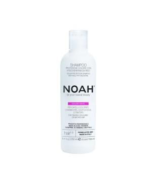 Noah 1.6. Color Protection Shampoo With Fitokeratine From Rice Šampūnas dažytiems ir sruogelėmis dažytiems plaukams, 250 ml | inbeauty.lt