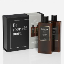 No 101 Sandalwood Shampoo & Shower Cream Dovanų rinkinys vyrams, 1vnt