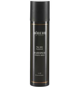 nõberu No 101 Hairspray Strong Hold Stiprios fiksacijos plaukų lakas, 250ml | inbeauty.lt