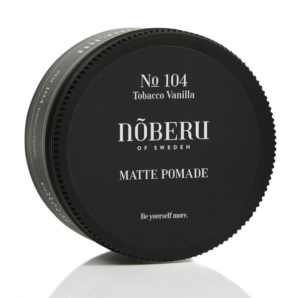 No 104 Matte Pomade Matinė plaukų pomada, 250ml