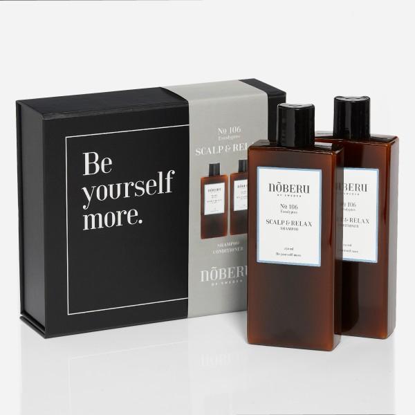 No 106 Scalp & Relax Gift Box Dovanų rinkinys vyrams, 1vnt