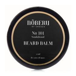 No 101 Beard Balm Sandalwood Barzdos balzamas, 50ml