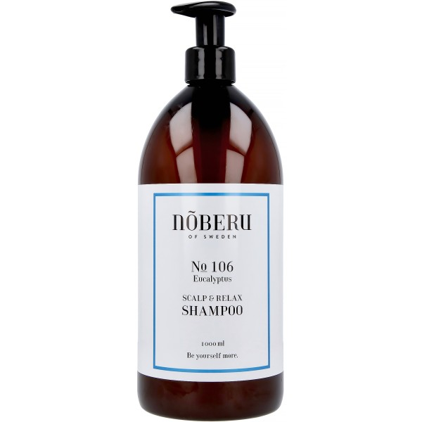 No 106 Scalp & Relax Shampoo Šampūnas jautriai galvos odai, 1000ml