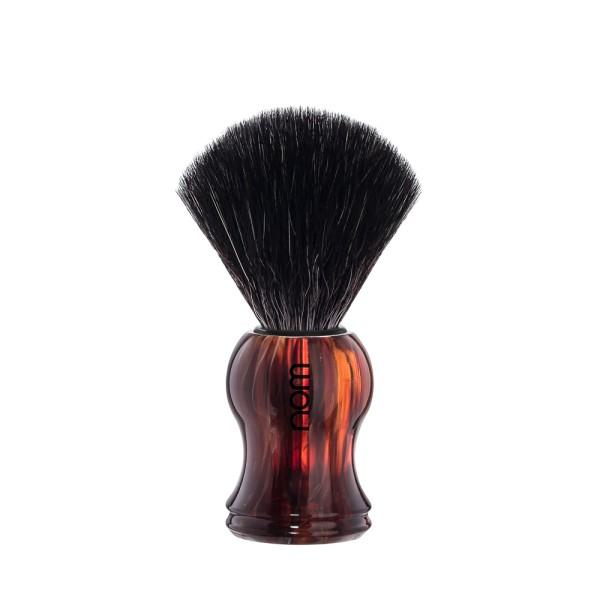 Black Fiber Shaving Brush Skutimosi šepetėlis GUSTAV 21 HA, 1vnt.