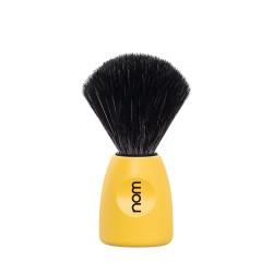 Black Fibre Shaving Brush Skutimosi šepetėlis LASSE 21 LE, 1vnt.