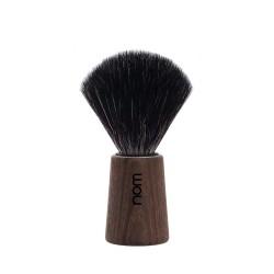 Black Fibre Shaving Brush Skutimosi šepetėlis THEO 21 DA, 1vnt.