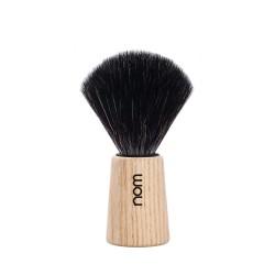 Black Fibre Shaving Brush Skutimosi šepetėlis THEO 21 PA, 1vnt.