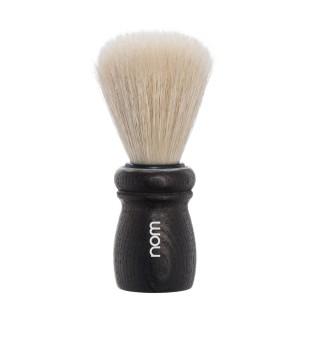 Nom Borste Bristle Shaving Brush Skutimosi šepetėlis ALFRED 15 BA, 1vnt. | inbeauty.lt