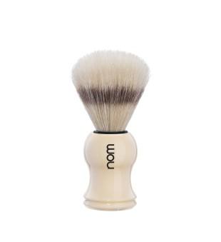 Nom Borste Bristle Shaving Brush Skutimosi šepetėlis GUSTAV 41 CR, 1vnt. | inbeauty.lt