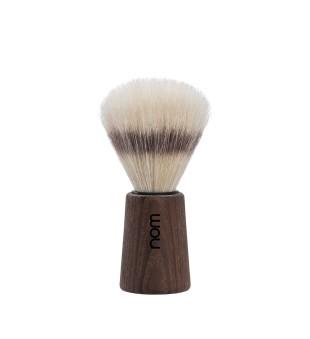 Nom Borste Bristle Shaving Brush Skutimosi šepetėlis THEO 41 DA, 1vnt. | inbeauty.lt