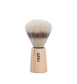 Nom Borste Bristle Shaving Brush Skutimosi šepetėlis THEO 41 PA, 1vnt. | inbeauty.lt