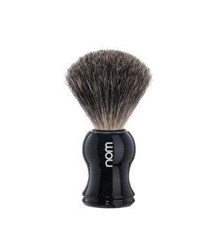 Nom Dachs Badger Shaving Brush Skutimosi šepetėlis GUSTAV 81 BL, 1vnt. | inbeauty.lt