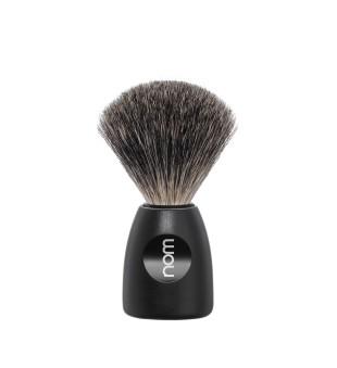 Nom Dachs Badger Shaving Brush Skutimosi šepetėlis LASSE 81 BL, 1vnt. | inbeauty.lt