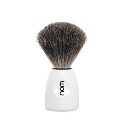 Dachs Badger Shaving Brush Skutimosi šepetėlis LASSE 81 WH, 1vnt.