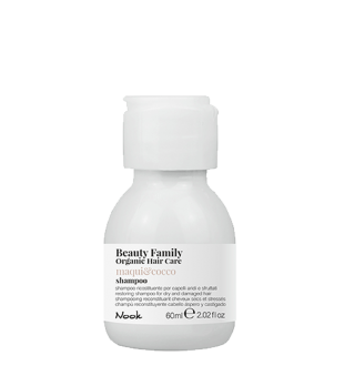 Nook Maqui & Cocco Atkuriamasis šampūnas, 60ml | inbeauty.lt