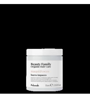 Nook Maqui & Cocco Atkuriamoji plaukų kaukė, 1000ml | inbeauty.lt