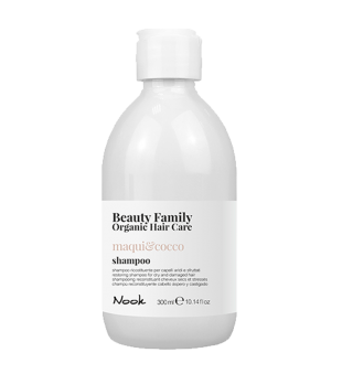 Nook Maqui & Cocco Atkuriamasis šampūnas, 300ml | inbeauty.lt