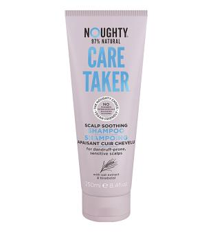 Noughty Care Taker Scalp Soothing Shampoo Raminamasis šampūnas jautriai galvos odai, 250ml | inbeauty.lt