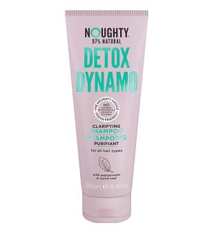 Noughty Detox Dynamo Clarifying Shampoo Valomasis šampūnas, 250ml | inbeauty.lt