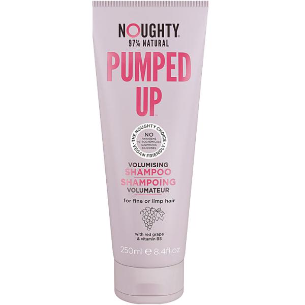 Pumped Up Volumising Shampoo Apimties suteikiantis šampūnas, 250ml