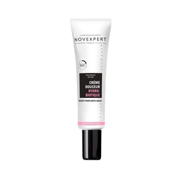 Velvety Hydro-Biotic Cream Drėkinamasis kremas veidui, raminantis jautrumą, 30ml