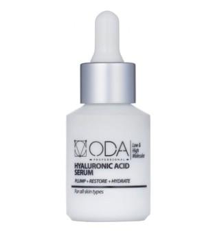 ODA Hyaluronic Acid Serum Hialurono rūgšties serumas, 30 ml | inbeauty.lt
