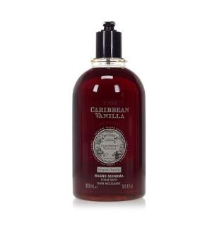 Perlier Caribbean Vanilla Foam Bath Dušo gelis-vonios putos su vanile, 3000ml | inbeauty.lt