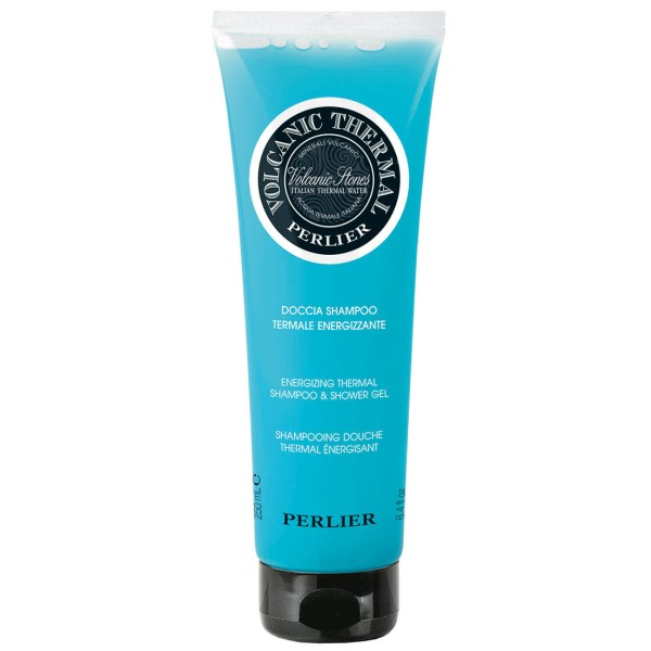 Volcanic Thermal Energizing Shampoo & Shower Gel Plaukų ir kūno prausiklis, 250ml