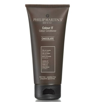 Philip Martin's Colour Conditioner Chocolate Dažantis kondicionierius plaukams, 200 ml  | inbeauty.lt