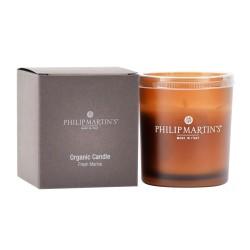 Organic Candle Fresh Marine Aromaterapinė žvakė, 136g