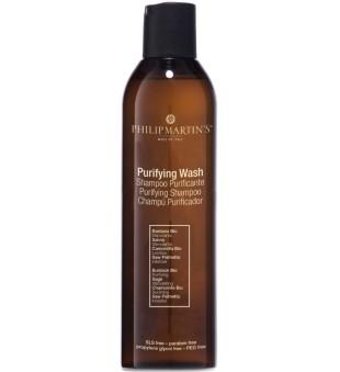 Philip Martin's Purifying Wash Valomasis plaukų šampūnas, 250 ml  | inbeauty.lt