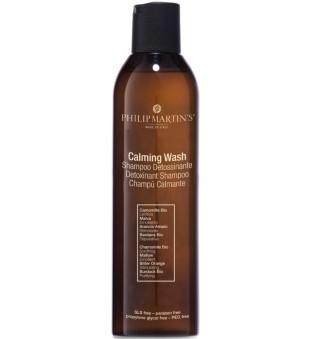Philip Martin's Calming Wash Raminamasis detoksikuojantis šampūnas,250 ml  | inbeauty.lt