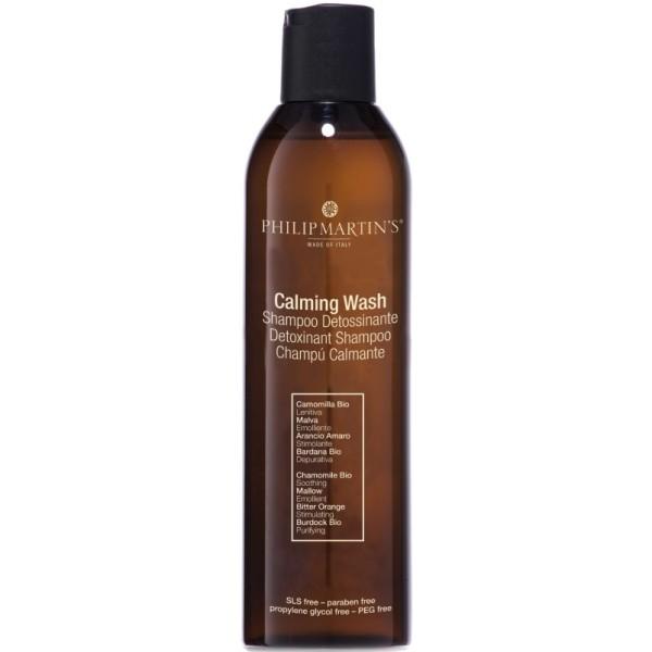 Calming Wash Raminamasis detoksikuojantis šampūnas,250 ml
