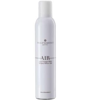 Philip Martin's Air Hairspray Medium Hold Vidutinės fiksacijos plaukų lakas, 300 ml  | inbeauty.lt
