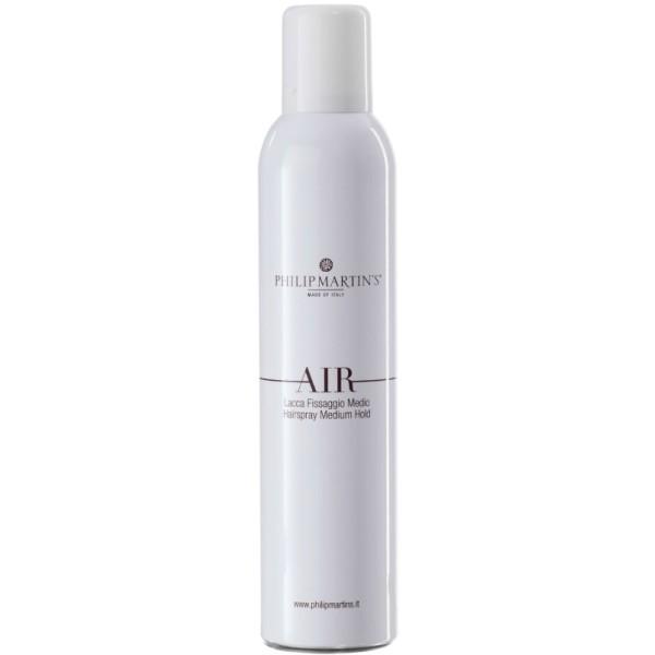 Air Hairspray Medium Hold Vidutinės fiksacijos plaukų lakas, 300 ml