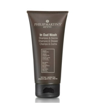 Philip Martin's In Oud Wash Šampūnas dušo želė, 100 ml  | inbeauty.lt