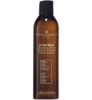Philip Martin's In Oud Wash Šampūnas-dušo želė, 250 ml  | inbeauty.lt