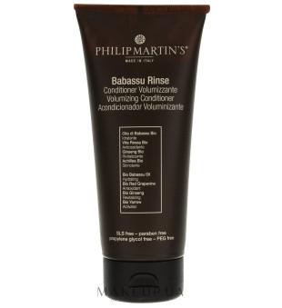 Philip Martin's Babassu Rinse Volumizing Conditioner Plaukų apimtį didinantis kondicionierius,100 ml  | inbeauty.lt