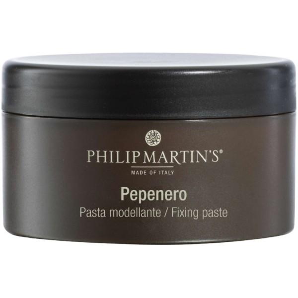 Pepenero Fixing Paste Modeliuojamoji plaukų pasta, 75 ml