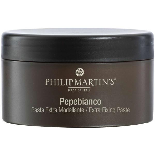 Pepebianco Extra Fixing Paste Modeliuojamoji plaukų pasta,75 ml