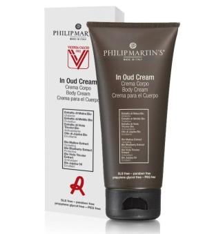 Philip Martin's In Oud Cream Drėkinamasis kūno kremas, 200 ml  | inbeauty.lt