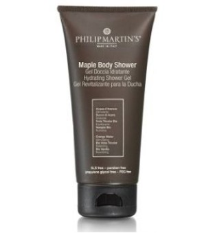 Philip Martin's Maple Body Shower Gel Drėkinamasis kūno prausiklis, 200 ml  | inbeauty.lt
