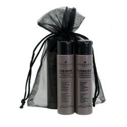 Mini Purifying & Scalp Kit Plaukų priežiūros priemonių rinkinys, 2x30 ml