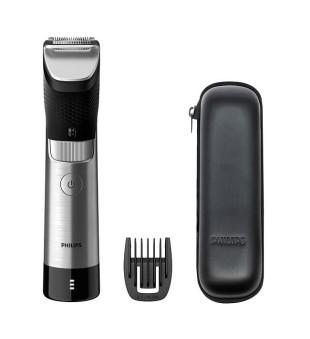 Philips Beardtrimmer 9000 Prestige BT9810/15 Barzdos kirptuvas, 1vnt | inbeauty.lt